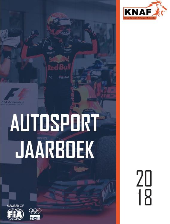Autosport Jaarboek Algemeen 2018