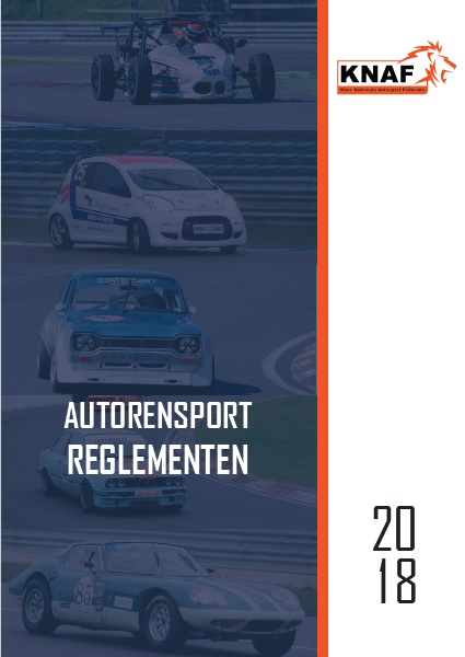 Reglement Autorensport 2018