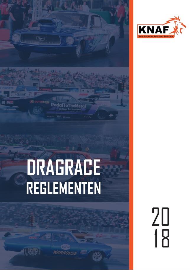 Reglement Dragrace 2018