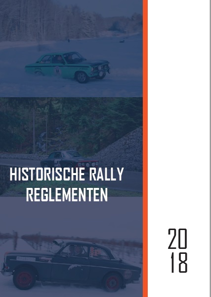 Reglement Historische Rallysport 2018