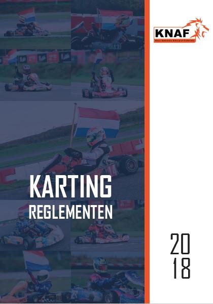 Reglement Karting 2018