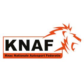 KNAF logo in vierkant