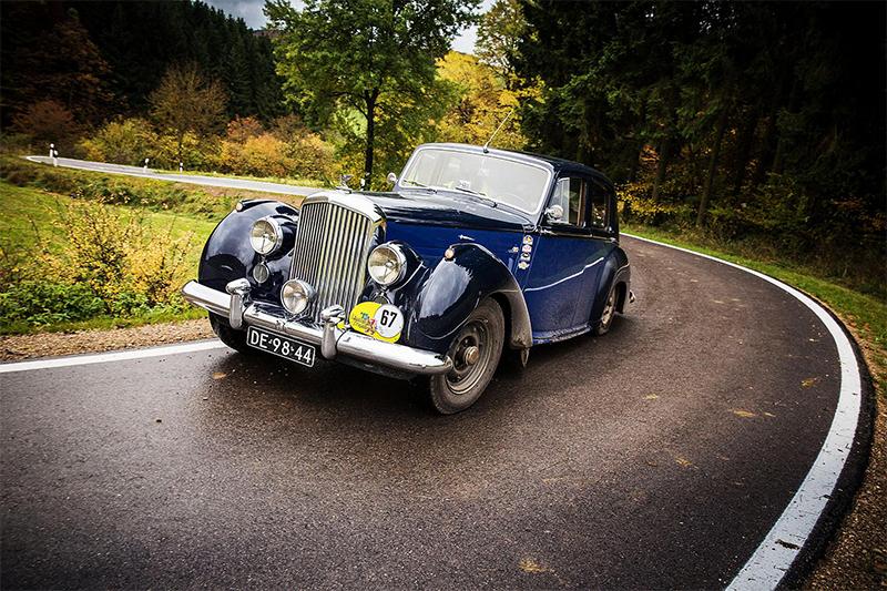 Historische Rallysport
